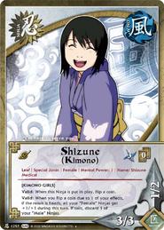 Shizune (Kimono) WoW