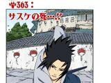 La mort de Sasuke...!!