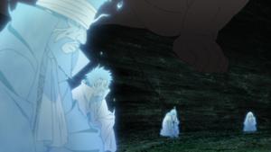 Invocación del Mundo Puro Anime