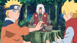 Jiraiya's Assignment