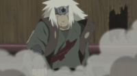 Jiraiya injured