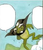 Kata do Sapo (Mangá - Colorida)