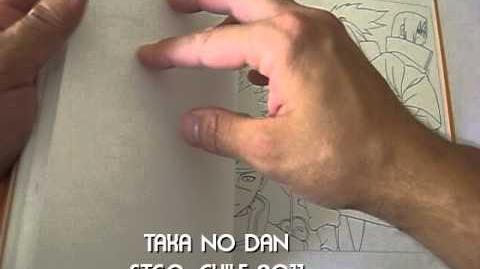 Libro - Naruto - Paint Jump