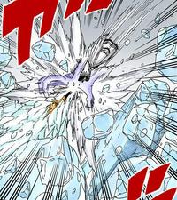 Punho de Propulsão de Naruto (Mangá Colorido)