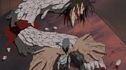 Sasuke vainc Orochimaru