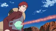 Shukaku sendo extraído