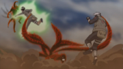 Utakata repele Kakashi