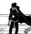 Vestimenta de Shinki en el manga