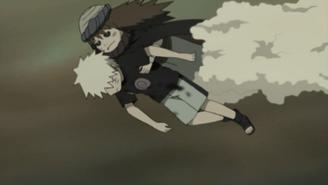 Yota saves Naruto