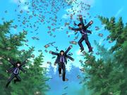 Celebrity Ninja Art Money Style Jutsu!