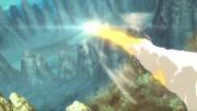 Kirigakure prestes a ser atingida por meteoritos