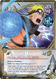 Naruto Uzumaki FotS