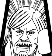 Primeiro Tsuchikage indignado