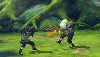 Mãos de Serpente Oculta na Sombra (Orochimaru - Game)