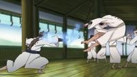 Punho Adamantino (Indra - Anime)