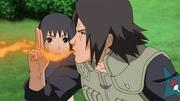 Fugaku usando fogo