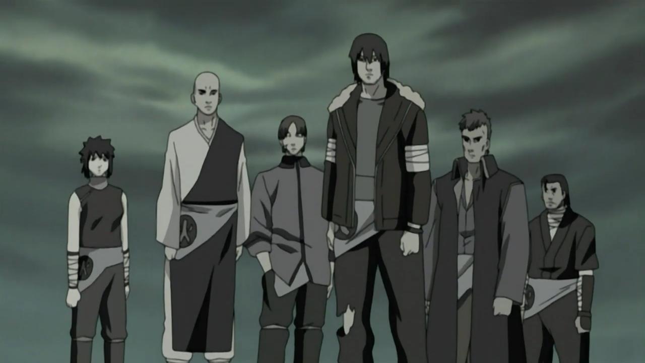 Douze Ninjas Gardiens   Naruto Wiki   FANDOM powered by Wikia