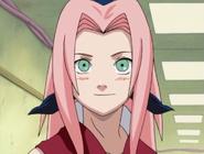 Sakura no início da Parte I