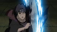 Shuriken de Liberação de Relâmpago