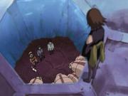Suzumebachi's trap