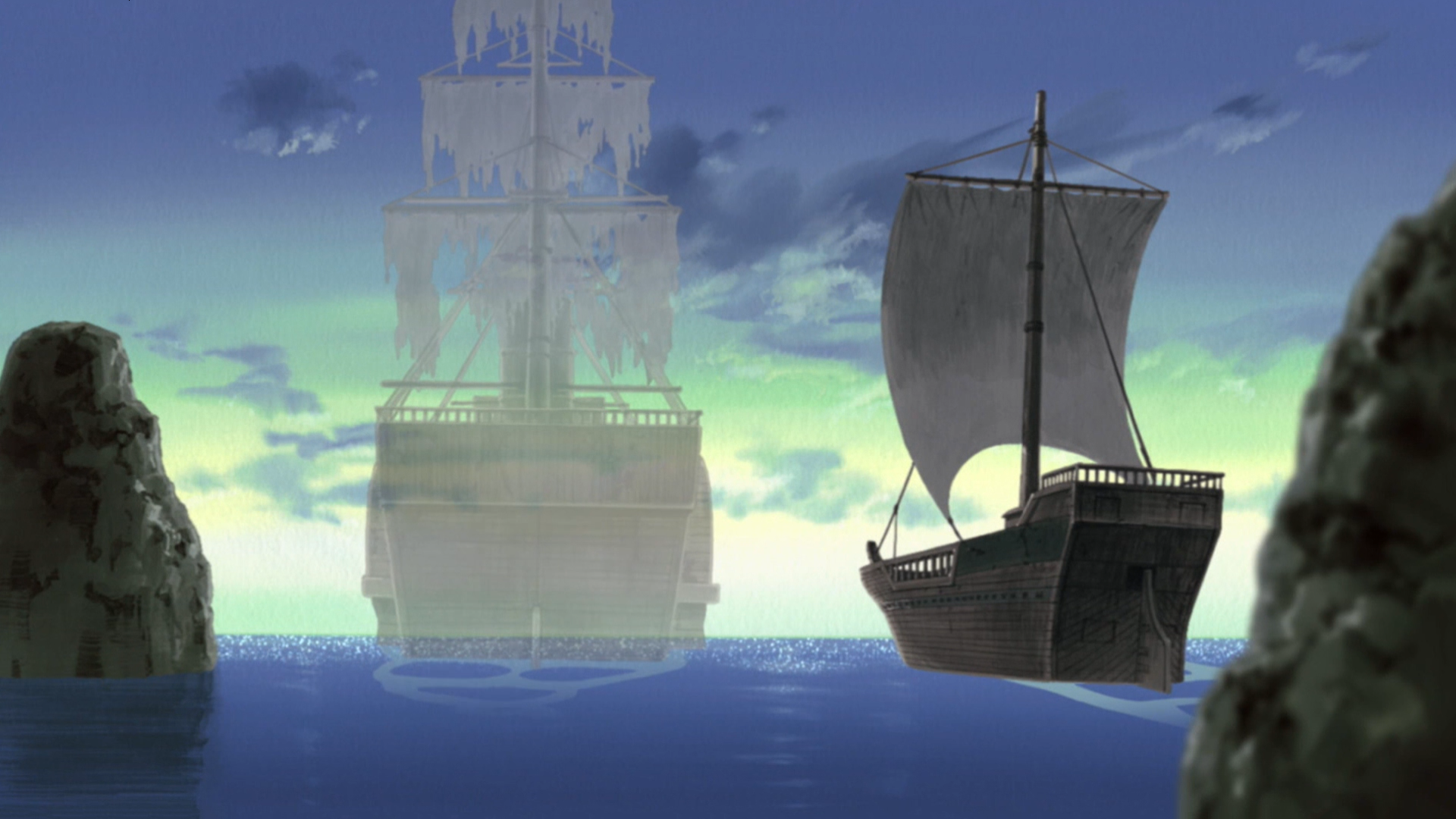 The Cursed Ghost Ship | Narutopedia | FANDOM powered by Wikia