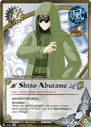 Carta Naruto Storm 3 Shino