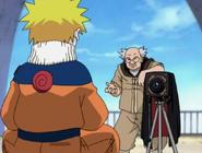 Genzō e Naruto
