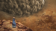 Hôichi dans le Désert du Démon
