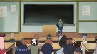 Iruka's classroom