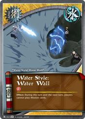 Pared de Agua Carta