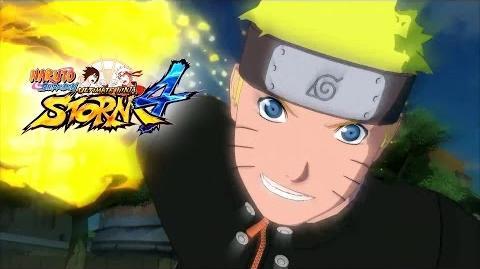 THE LAST NARUTO Naruto Shippuden Ultimate Ninja Storm 4 Gameplay