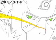 Arte Pierrot - Tobirama (vs Obito)