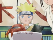 Ayame serve Naruto