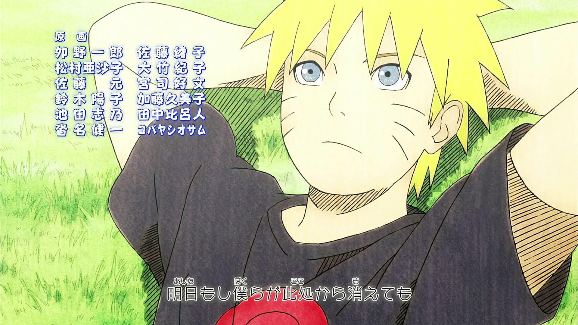 Naruto Shippuden - Ending 39 HD