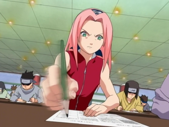 Sasuke randki sakura
