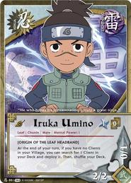 Iruka Umino TP2