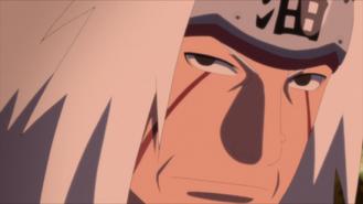 Jiraiya discovers Sasuke's identity