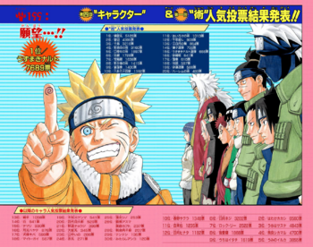 Naruto Capítulo 199 Full Color