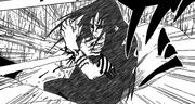 Orochimaru é atacado