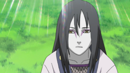 Orochimaru As A Kid
