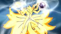 Seis Caminos Super Gran Bola Rasen Shuriken Anime
