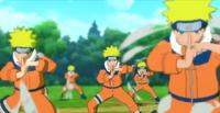 Técnica Clones das Sombras (Naruto Game)