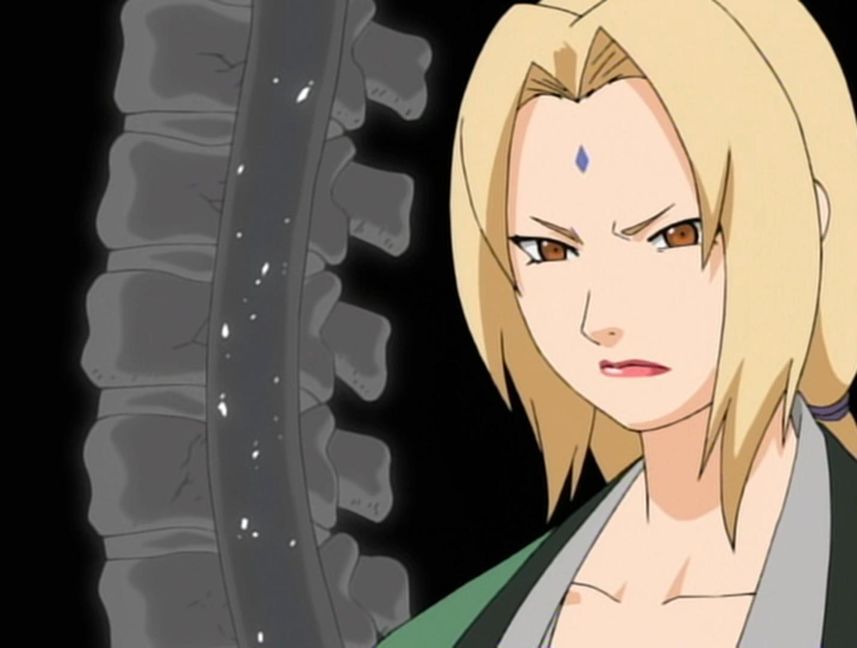 Image - Tsunade Explaining Lee's Injury.PNG | Narutopedia | FANDOM ...