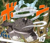 Hanzō invoca Ibuse (Mangá)