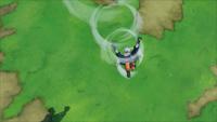 Lótus Frontal (Kakashi - Game)