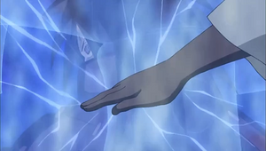 Roca Agravada Corte de Opresión Horizontal Anime