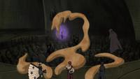 Sand Siblings fight Sasuke Uchiha