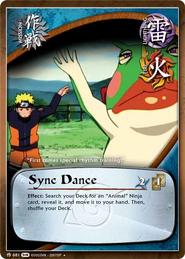 Sincronización de la Danza FotS