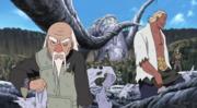 Ōnoki es liberado del Tsukuyomi Infinito