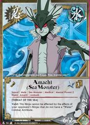 Amachi (Monstruo Marino) BP
